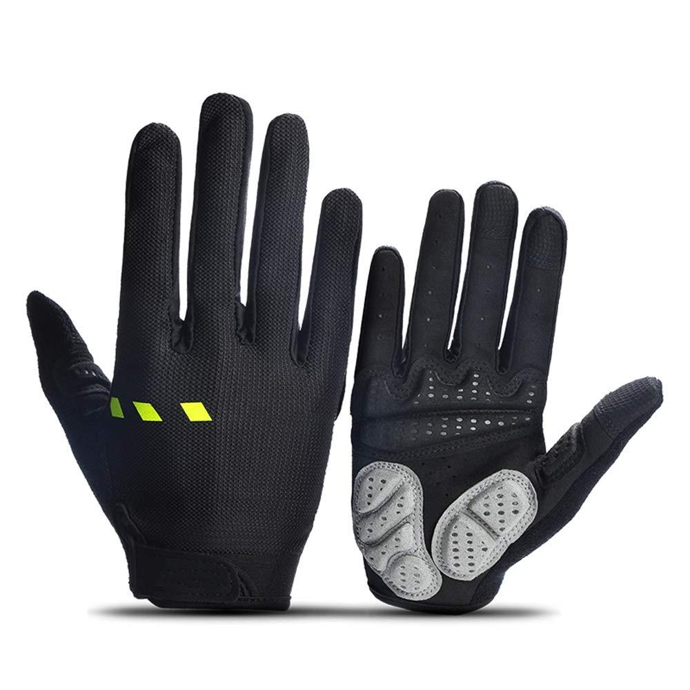 Lyq&ydst Handschuhe, Bergsteigen & Ski & Reiten Anti-Rutsch-Warm Anti-Cursor Fitness-Handschuhe, Touch-Screen-Sport-Handschuhe (Männer Und Frauen)