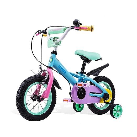 Bicicletas Bicicleta Equilibrada para Niños Bicicleta De Pedal Boy ...