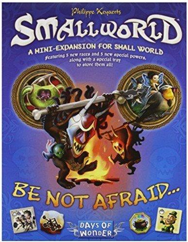 Days of Wonder Small World: Be Not Afraid ()