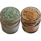 Genie In My Bottle 20Gms*2 Pure Cosmetic Grade Clay Sampler Set