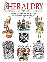 Heraldry: A Pictorial Archive for Artists and Designers (Dover Pictorial Archive)