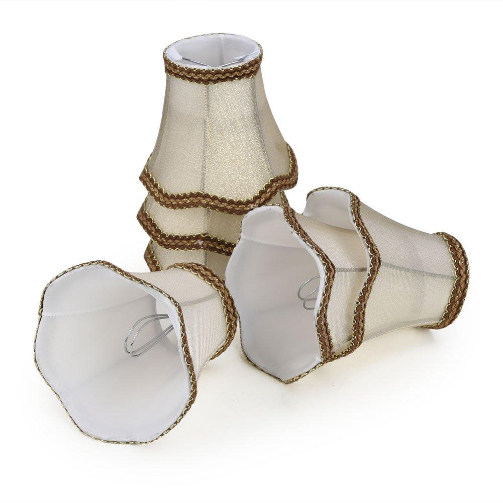 Starnearby lampadario moderno in silicone E27/luci Art Pendant W//1/m//1/m cavo White