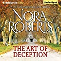 The Art of Deception Audiobook by Nora Roberts Narrated by Christina Traister
