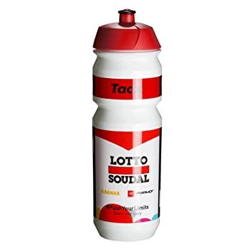 1b281e6adf Tacx Shiva Team Bike Bottle, White, Uni: Amazon.co.uk: Sports & Outdoors