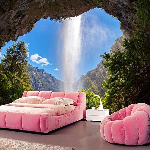 Expansión Del Espacio Personalizado Caverna Cueva Naturaleza