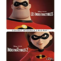 Les Indestructibles + Les Indestructibles 2 [Blu-ray]