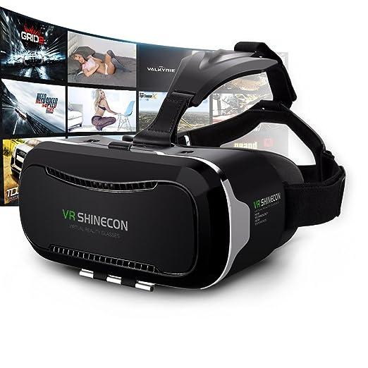 17 opinioni per Visore VR,3D Occhiali per Realtà Virtuale,3D Box,Visore con Lenti
