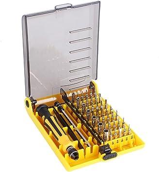 KYG 45 en 1 Destornilladores de Precision-Herramientas de ...