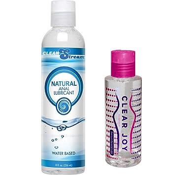 Anal bottle info lube
