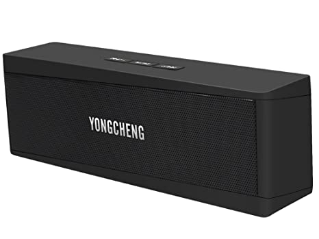 Review Bluetooth Speakers,Yongcheng Portable Wireless