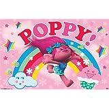 "Amazon Price History for:Trends International Trolls Poppy Wall Poster 22.375"" x 34"""