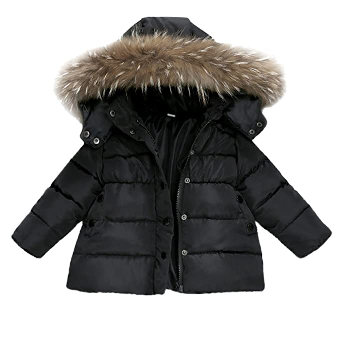 Amazon.com: Little Girl Winter Warm Coat,Jchen(TM) Clearance Baby Girls Boys Kids Down Jacket Coat Autumn Winter Warm Children Jacket for 0-3 Y (Age: 12-18 ...