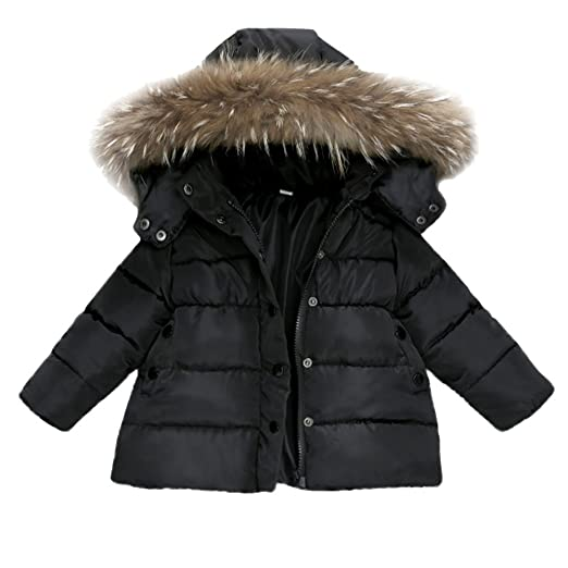 Sameno Infant Baby Girls Boys Kids Down Jacket Coat Autumn Winter Warm Children Coat Christmas Clothes