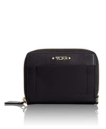1504b87a3ad TUMI - Voyageur Tri-Fold Zip-Around Wallet - Compact Card Holder for Women