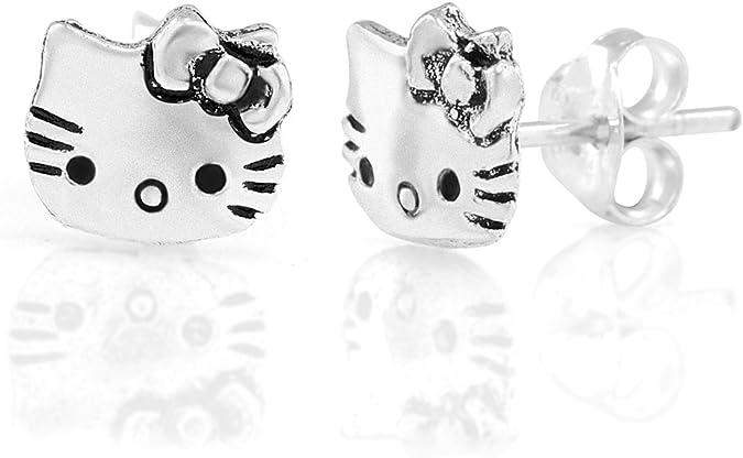 "#6909 Splendid /""HELLO KITTY/"" Colorful Charm Dangle Earrings w//Free US Shipping"