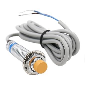heschen inductiva Sensor de proximidad Interruptor LJ12 A3 - 4-J/DZ detector de
