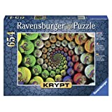 Ravensburger Krypt Inside The Riemann Sphere Jigsaw Puzzle Challenge (654-Piece)
