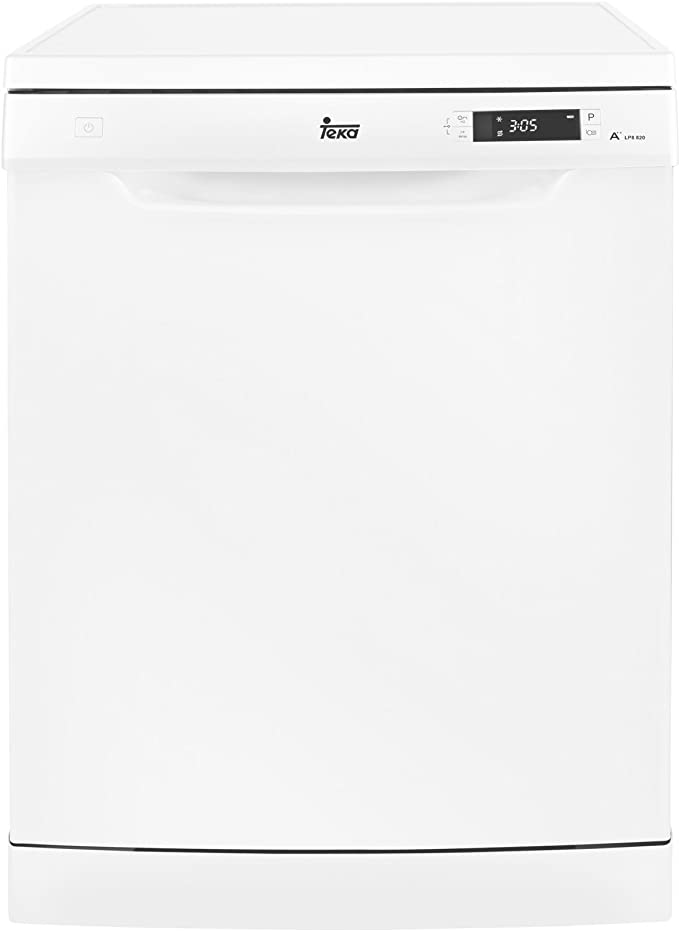 Teka - Lavavajillas libre instalación lp8 820 blanco clase de ...