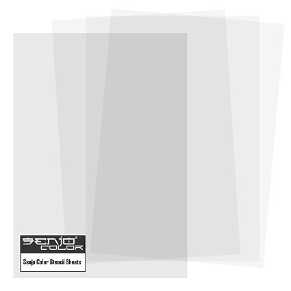 Senjo Color/Spray de pintura diseño de hojas 190µ/100 hojas DIN A4 ...