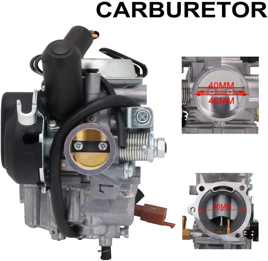 AnXin CV40 carburatore per Moto Harley Davidson Sportster Softail Dana Road King Twin Cam 40 mm CV40 XL883 XL1200