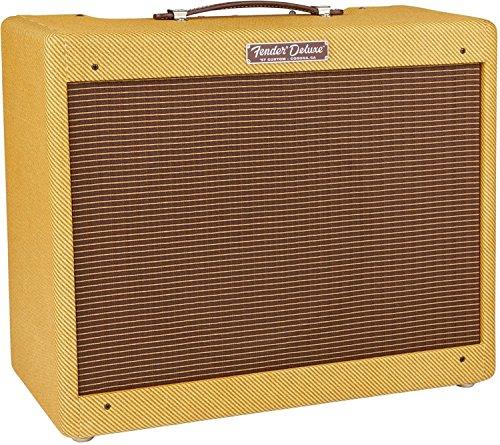 Tweed Bass Combo Amplifier - Fender 57 Custom Deluxe 12-Watt 1x12 Inches Tube Combo Amp