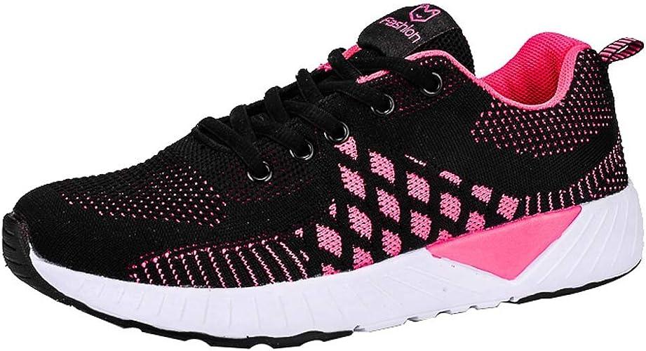 Zapatillas de Running para Mujer,Moda Mujer Zapatos Casual ...
