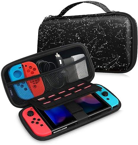 Fintie Funda Portátil para Nintendo Switch - Estuche para Viaje ...