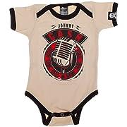Sourpuss Johnny Cash Daddy Sang Bass One Piece 3-6M