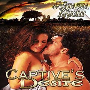 Captive's Desire Audiobook