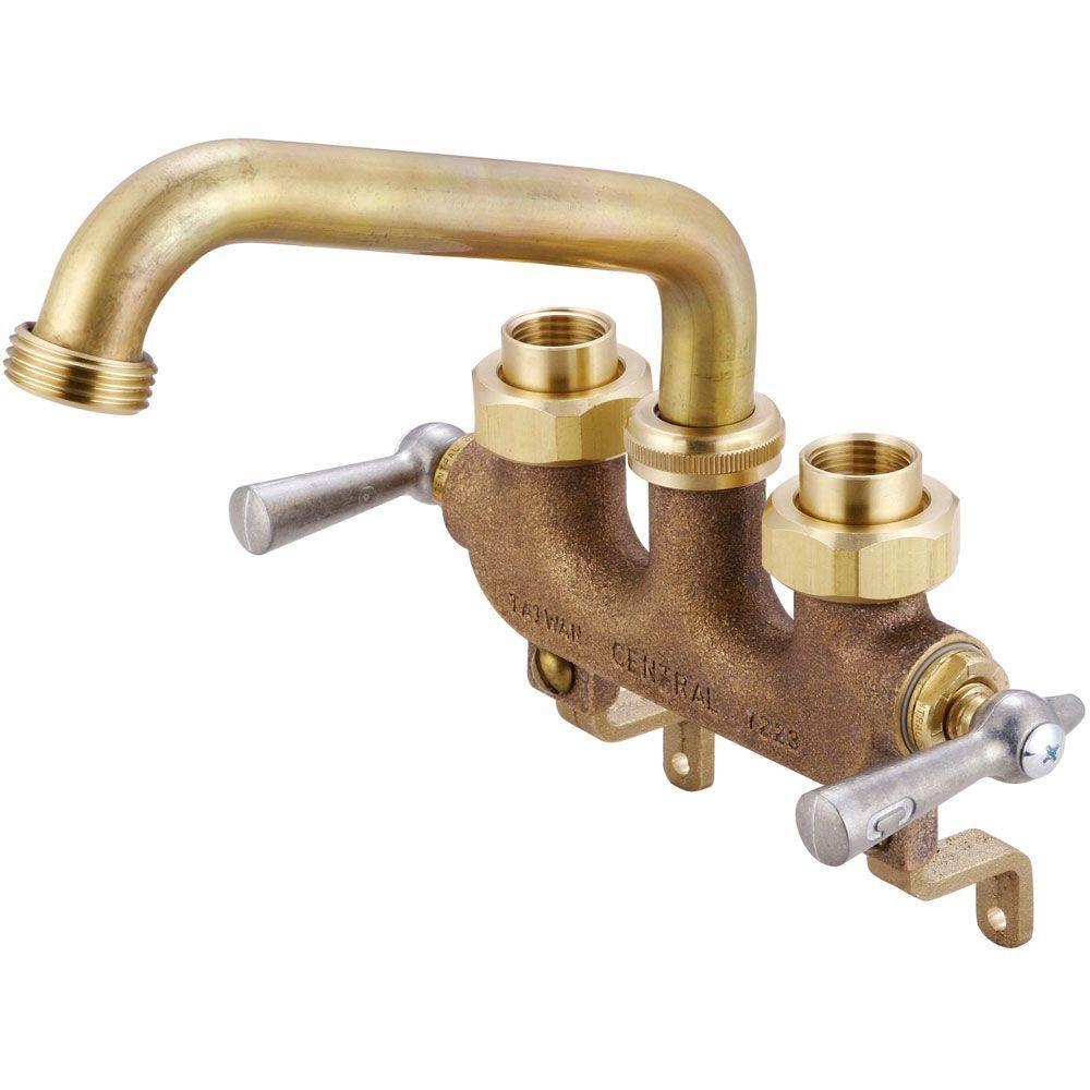 Laundry & Utility Room Sink Faucets | Amazon.com | Kitchen & Bath ...