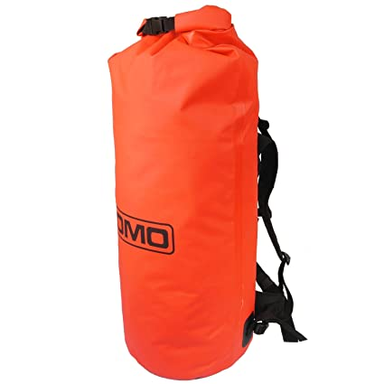 6670eecbcc Lomo Dry Bag Large Roll Top Rucksack 60L - Red  Amazon.co.uk  Sports    Outdoors