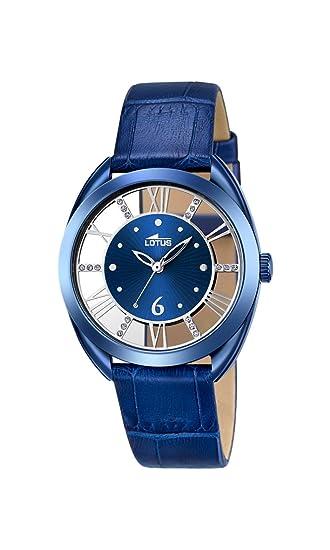 8383b67b161c Lotus Reloj de Pulsera 18253 2  LOTUS  Amazon.es  Relojes
