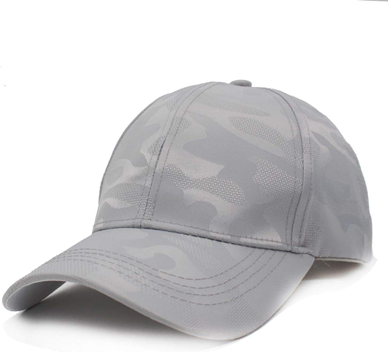 FLY-plant - Gorra de béisbol Unisex para Hombre Gris Gris ...