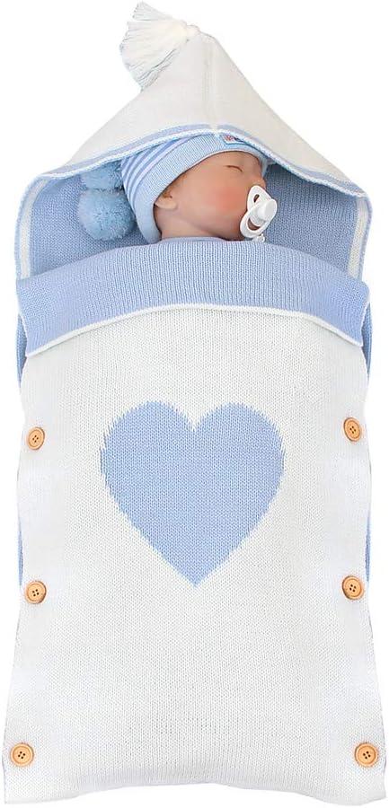 Saco de Dormir para Recién Nacidos Manta para Dormir Bebé con ...