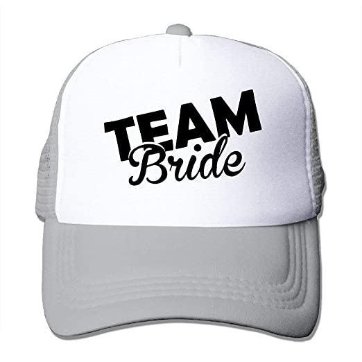 Image Unavailable. Image not available for. Color  Adult Team Bride Groom  Trucker Hats ... 8a74af0621f0
