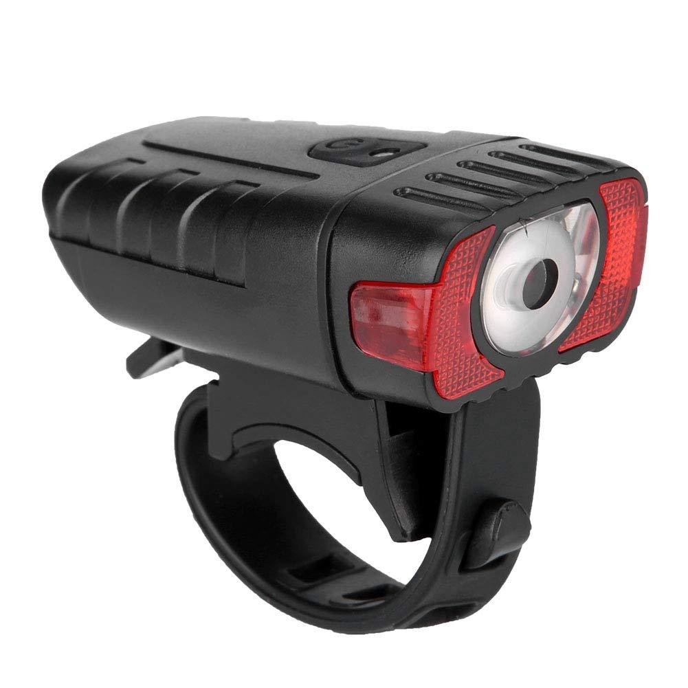 VGEBY1 Luz del Manillar de la Bicicleta Faro de Bicicleta de Alto Brillo de Carga por USB para Ciclismo Nocturno