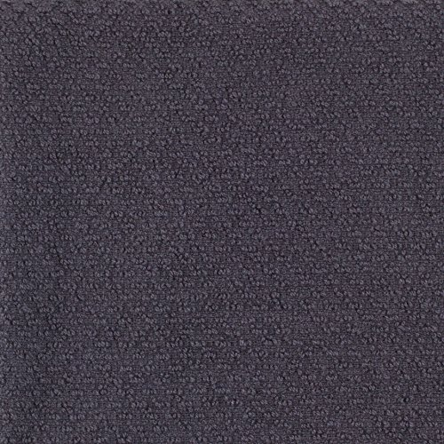 Sticky Toffee Cotton Terry Kitchen Dishcloth, Gray, 8 Pack, 12 in x 12 in by Sticky Toffee (Image #1)
