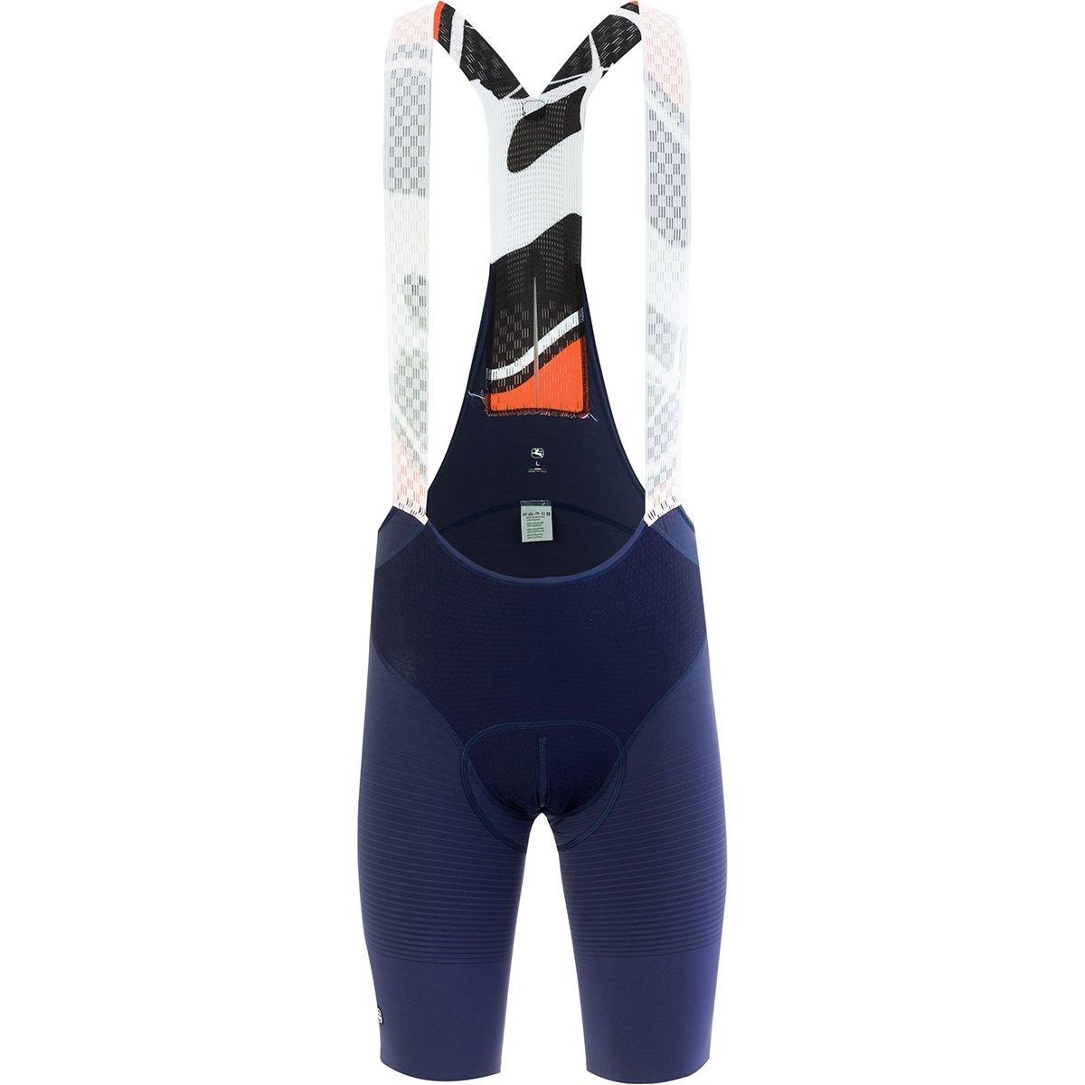 Giordana NX-G Bib Shorts with Cirro-S Insert - Men's Navy, S