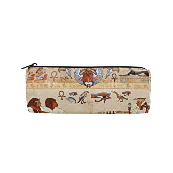 Ahomy Estuches para lápices de personaje egipcio con ...