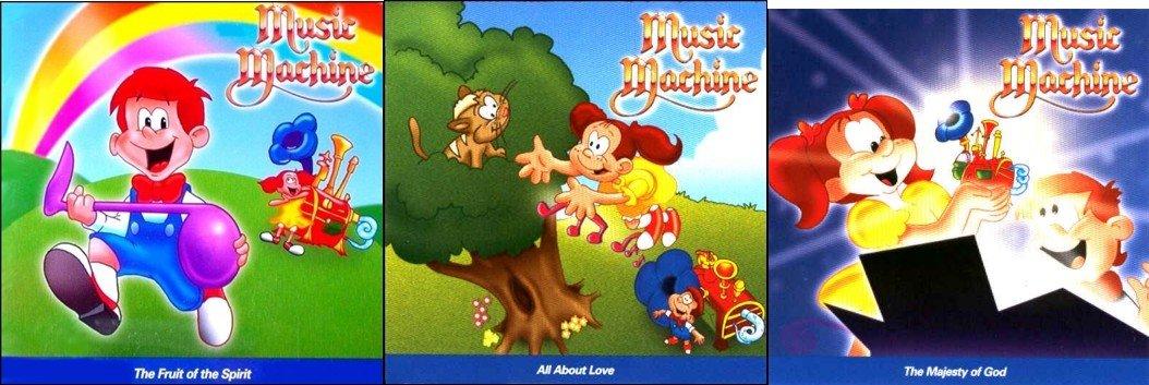 Music Machine Complete 3-CD Set