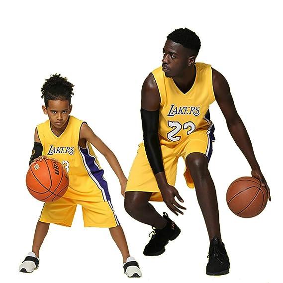 Yezelend Lebron James #23 Camiseta de Baloncesto para Hombres ...