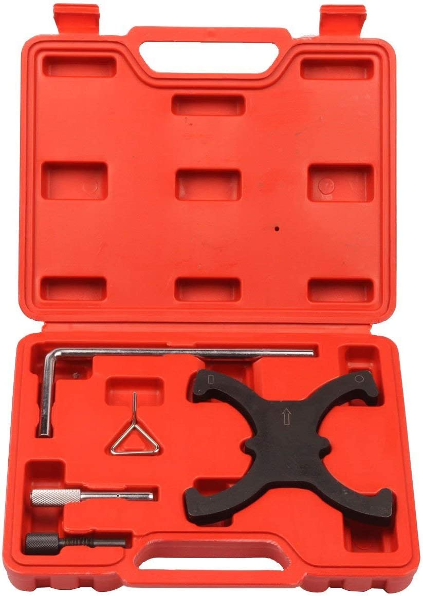 Supercrazy 1.6VCT Engine Camshaft Locking Alignment Timing Tool Kit for Ford Focus SUK0170