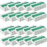 【20袋セット】エルヴェール ペーパータオル エコダブル 中判 703207(200組400枚×20パック) お手拭き