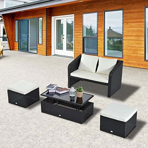 Rattan Garden Furniture Sofa sets