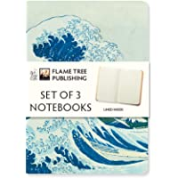 Mini Notebook Collection: Japanese Woodblock (Set of 3)