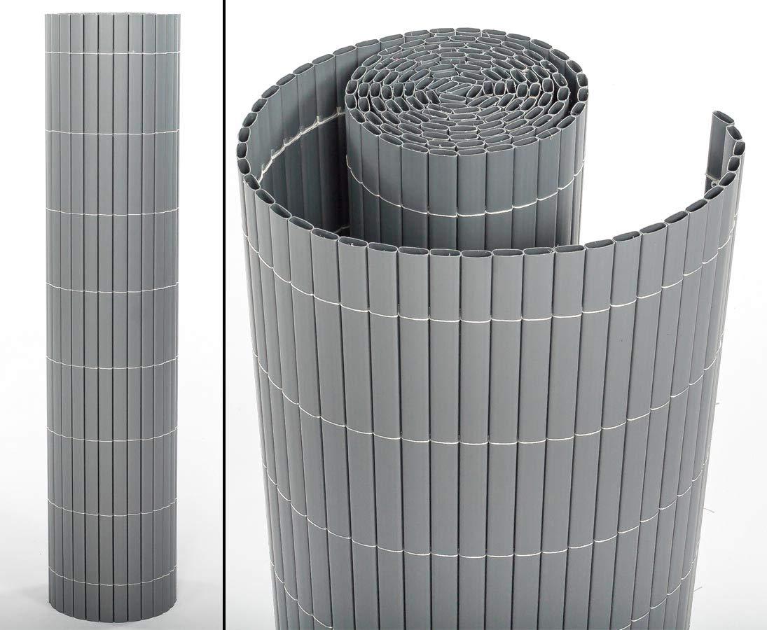 Bambus Discount Com Kunststoff Sichtschutz 120 X 300cm Farbe