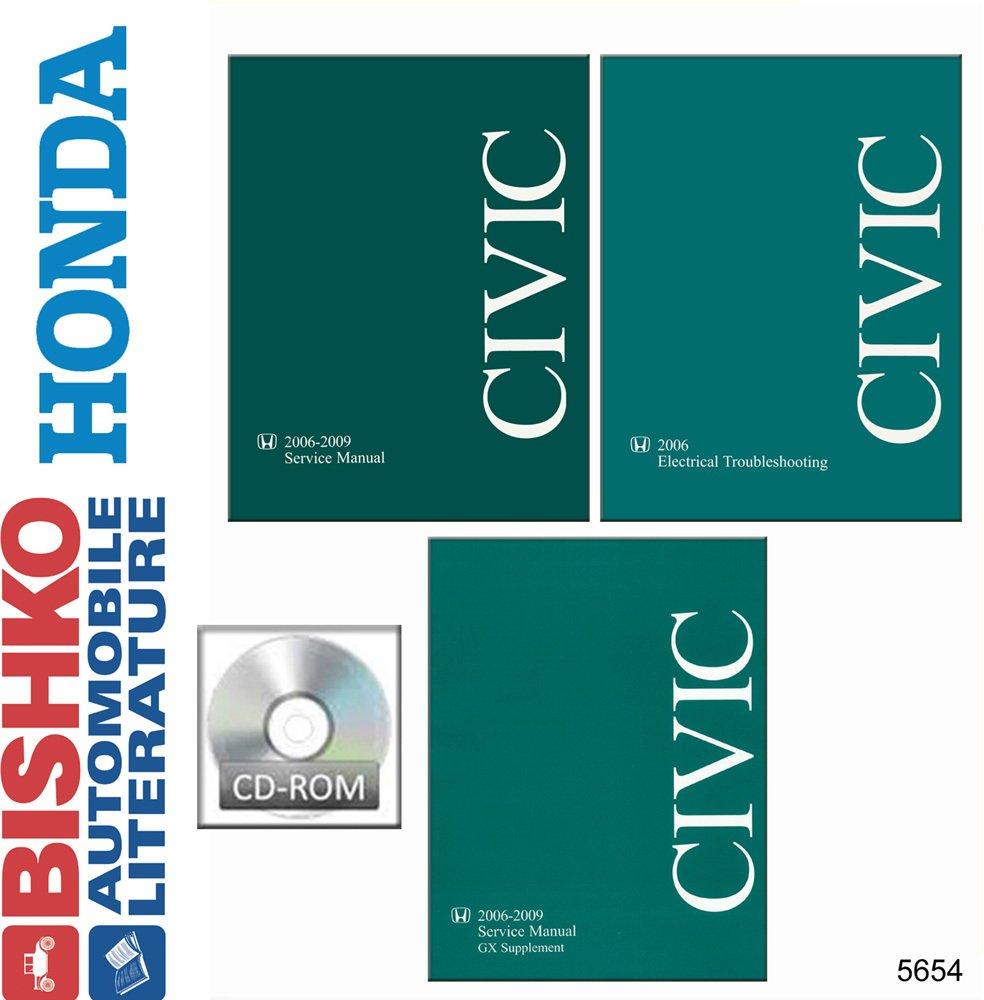 2006 honda civic factory service manual