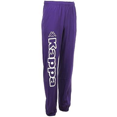 Kappa Costo – Pantalones de correr para hombre, morado, large ...