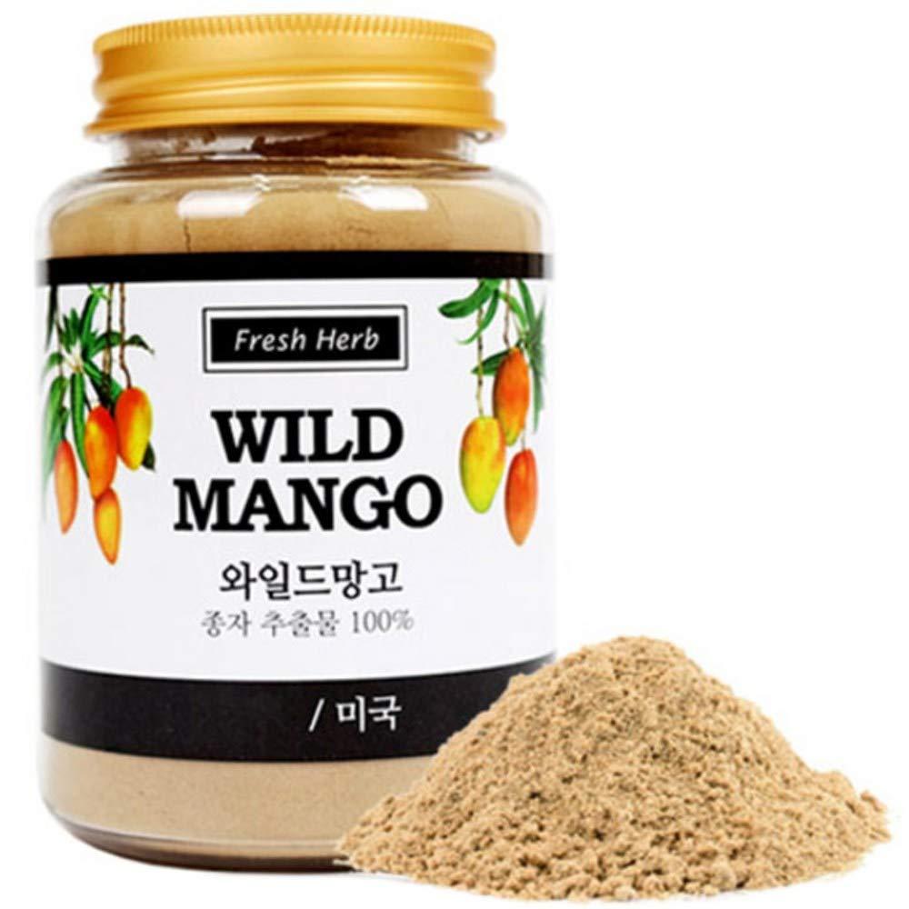 Sinsunherb Wild Mango Extract Powder 130g 1 Jar African Mango