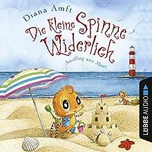 Ausflug ans Meer (Die kleine Spinne Widerlich) Hörbuch von Diana Amft Gesprochen von: Diana Amft